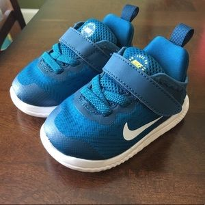 Nike Baby Boy Blue Sneakers